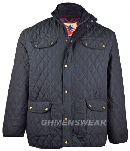 Espionage Quilted Jacket